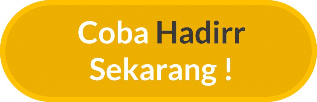 Coba Hadirr Software Aplikasi Absensi Karyawan Online (E-Absen) Terbaik Indonesia