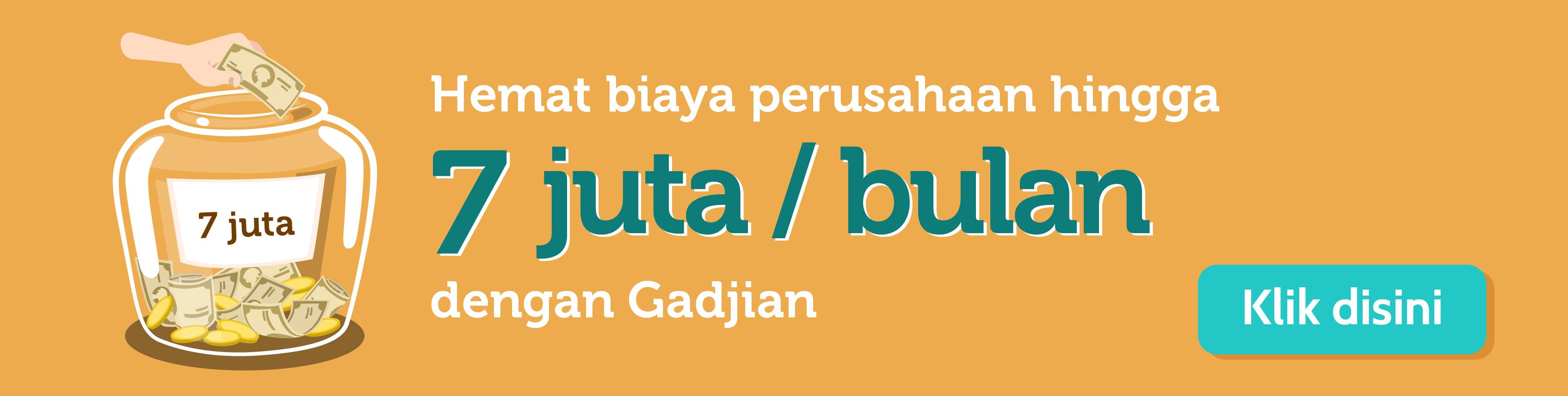 Hemat Biaya Perusahaan dengan HRIS dan Payroll Software Indonesia | Gadjian