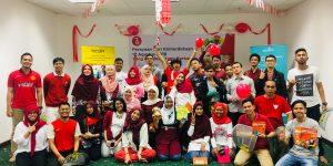 Perayaan Dirgahayu Kemerdekaan Indonesia 2018 di Kantor Gadjian