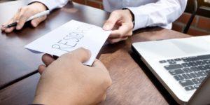 Aturan Pesangon Karyawan Kontrak yang Resign | Gadjian