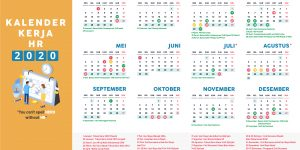Kalender Revisi Cuti Bersama 2020