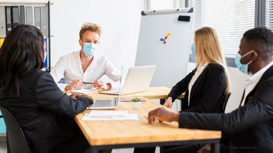 Cluster COVID-19 Perkantoran Efektifkah Penerapan Higienitas di Perusahaan Anda