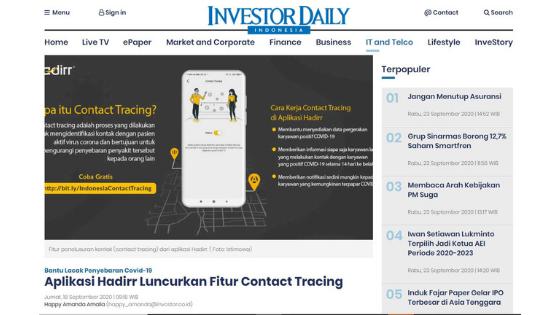 aplikasi contact tracing indonesia