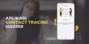 Aplikasi Contact Tracing Hadirr