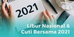 Kalender Libur 2021