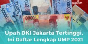 Upah DKI Jakarta