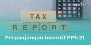 perpanjangan insentif pph 21
