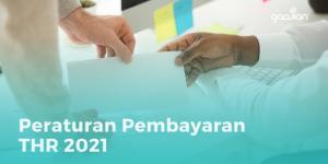 Pembayaran THR 2021