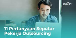 Pekerja Outsourcing