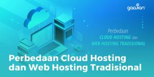 Perbedaan Cloud Hosting
